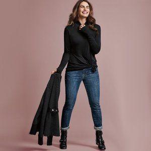 Cabi Dover 3385 Skinny Blue Jeans 6 EUC